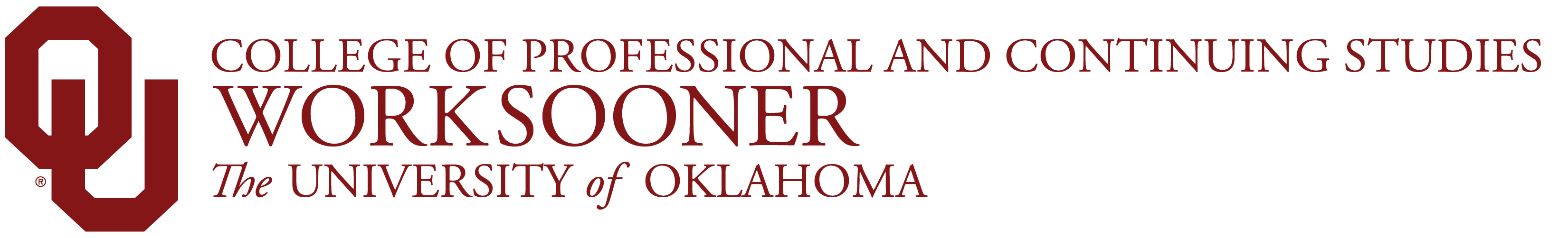 OU College of Professional and Continuing Studies - Work Sooner